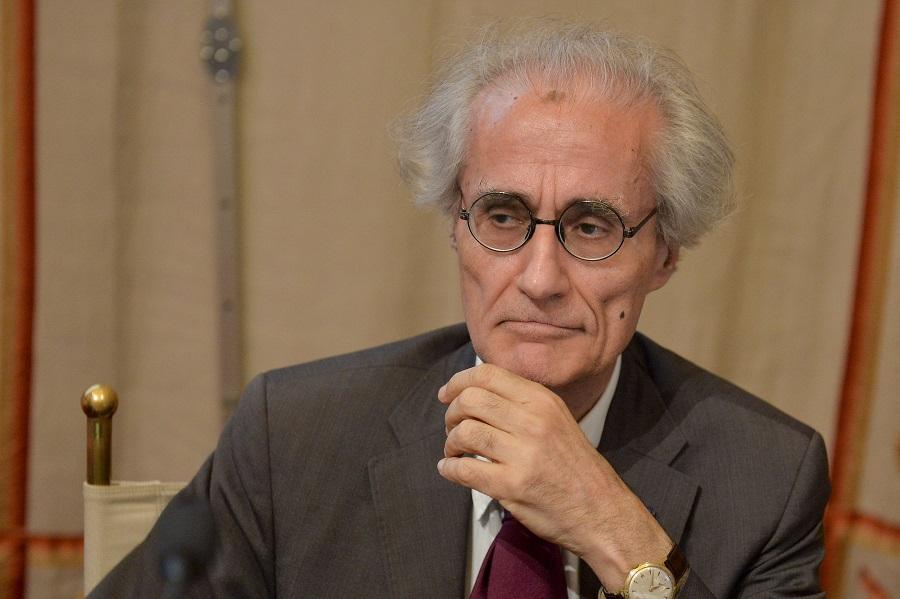 Luciano Canfora, filosofo autore del libro