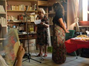 Incontro di poesia con Bianca Mannu
