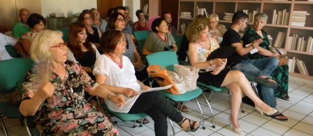 Incontri di poesia al Circolo dei lettori di Elmas