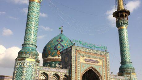 La moschea di Emanzadeh Saleh