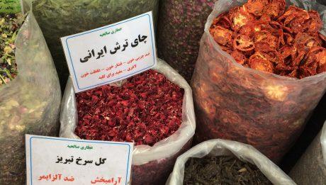 Spezie al mercato di...