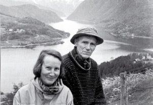 Olav Hauge, poeta norvegese