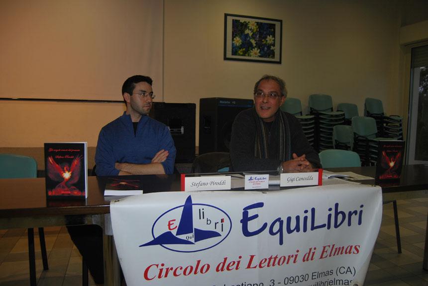 Incontro con lo scrittore Stefano Piroddi
