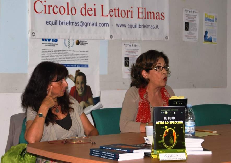 Maria Lidia Petrulli e Lucia Moica
