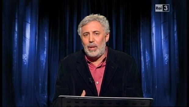 Lo scrittore Francesco Piccolo