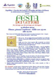 Festa dei lettori 2014