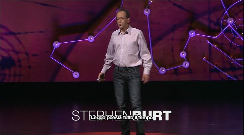 Stephen Burt: Perché le persone hanno bisogno della poesia I Ted conference