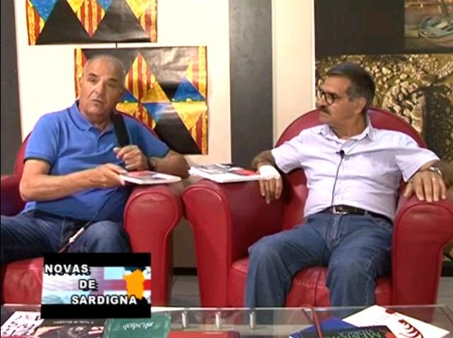 "Novas de Sardigna: Gian Piero Liori intervista Tonino Sitzia, ""unu grande libru po una grande persona!"""